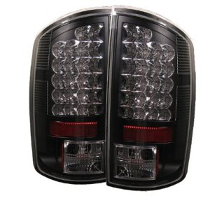 Spyder Dodge Ram LED Tail lights