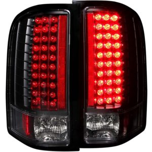 Anzo LED tail lights Chevy Silverado
