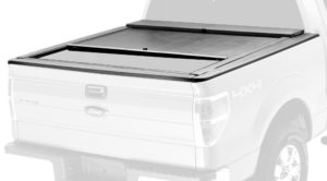 Roll-N-Lock retractable tonneau cover Ford F150