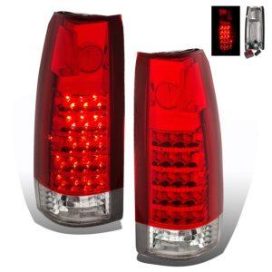 SPPC Chevy Silverado LED tail lights