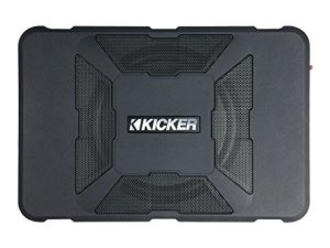 Kicker Hideaway Subwoofer Ford F150