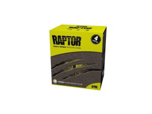 Raptor spray-on bed liner Chevy Silverado Sierra