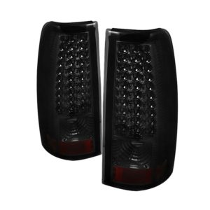 Spyder Silverado LED tail lights