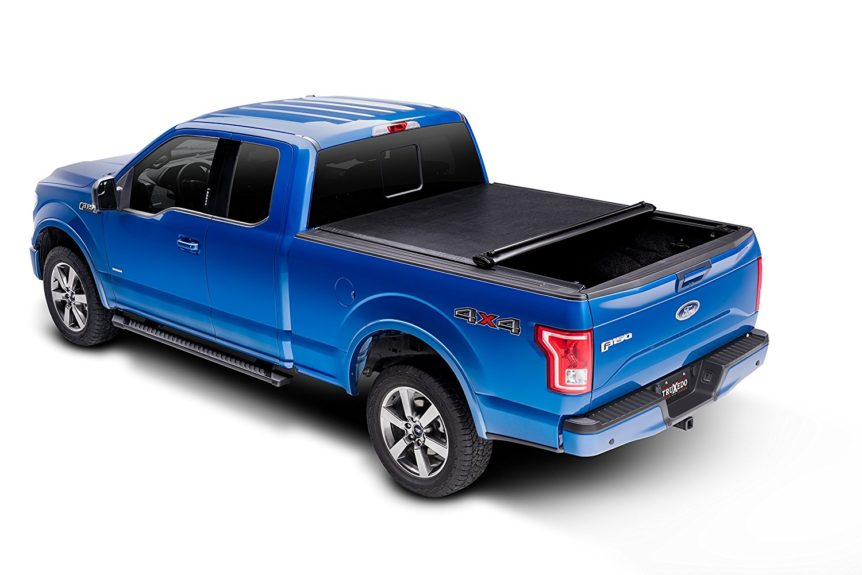 Truxedo roll up tonneau cover Ford F150