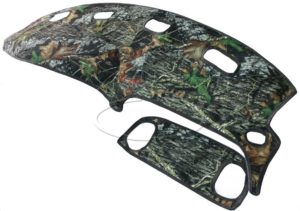 Camo Truck Accessories Dash Cover